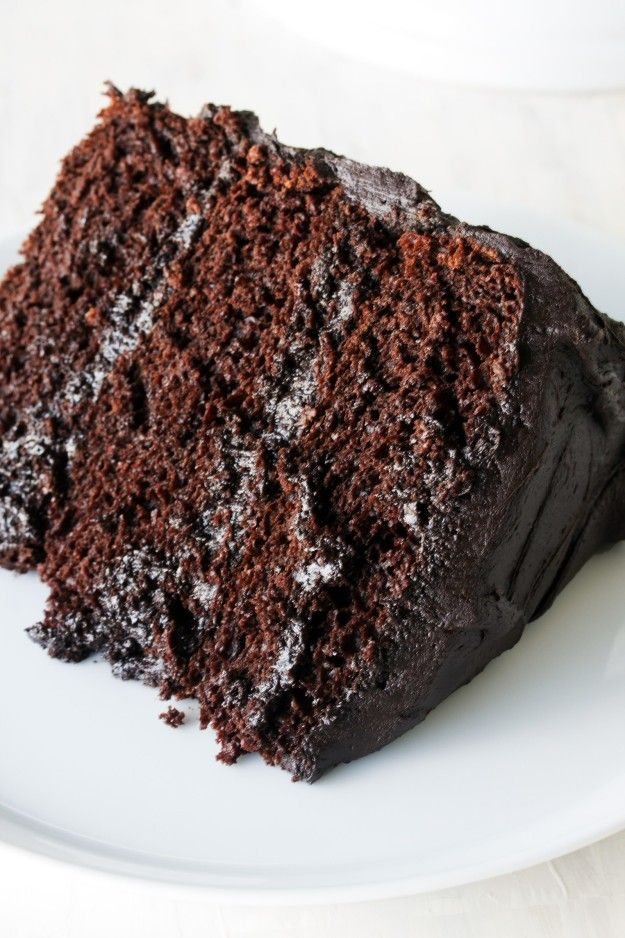 The Most Amazing Chocolate Cake | Community Post: 15 Decadent Chocolate Desserts That Are Perfect For The Holidays