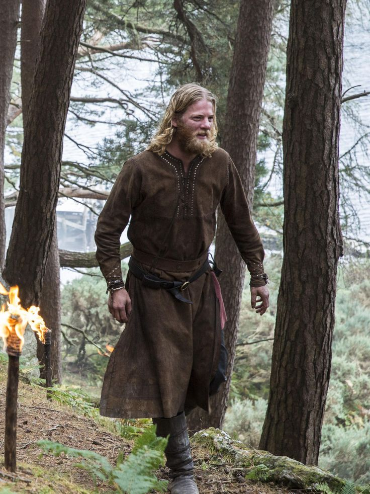 Jefferson Hall as Torstein in History Channel's series Vikings