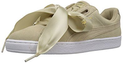 PUMA Women's Suede Heart Safari Wn Sneaker Review