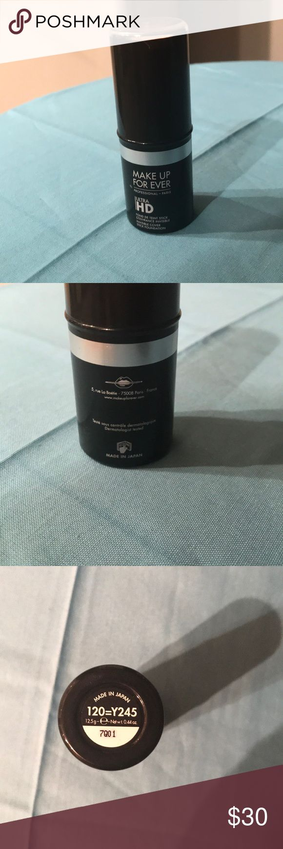 Make up for ever foundation Never used only tested. Makeup Foundation