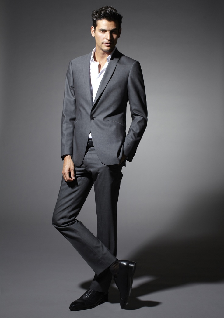 Casual chic Smalto suit.#Repin By:Pinterest++ for iPad#