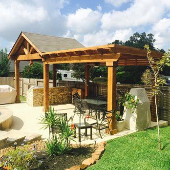 25 best ideas about cedar pergola on pinterest pergola garden pergola patio and pergola designs - Pergola with roof ...