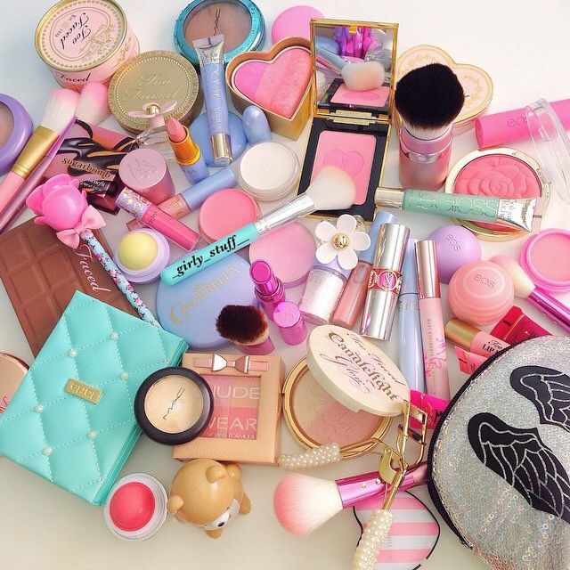 742 Best Images About PRETTY-GIRLY-CUTE-MAKE-UP-PERFUME! On Pinterest | Blush Too Faced And ...