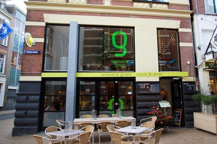 Heerlijk lunchadresje. Brasserie Groen Groningen!