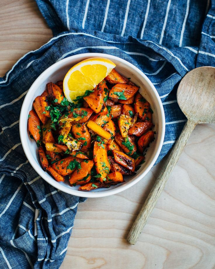 Recipe: Roasted Carrots with Orange — Recipes from The Kitchn
