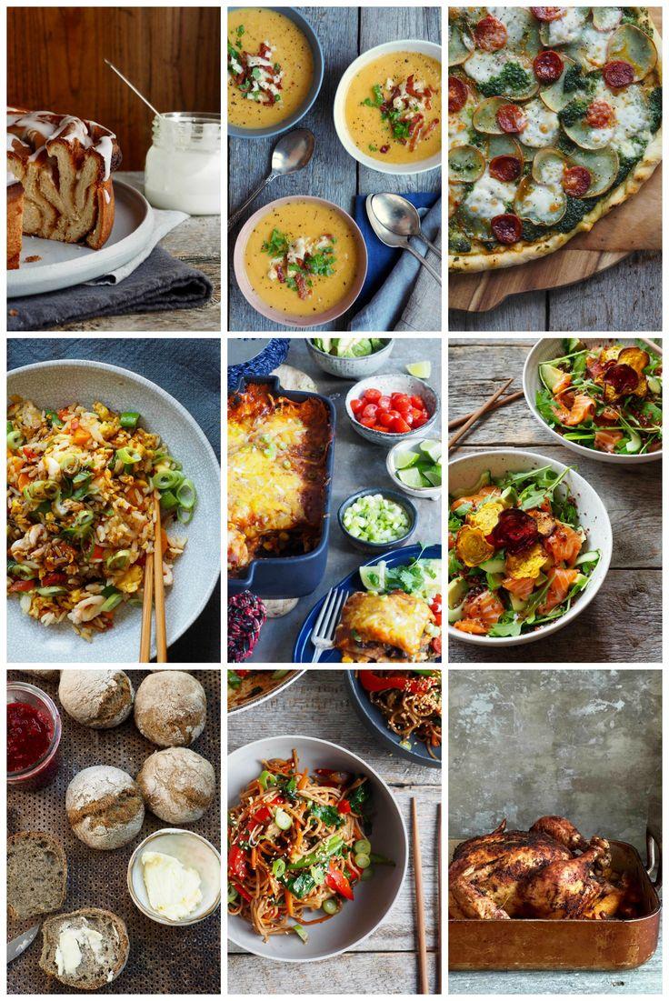 Mat På Bordet   Ukens oppskrifter - Mat På Bordet