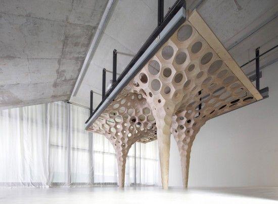 La Voûte de LeFevre by Matter Design