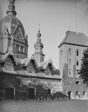 DWÓR MIEJSKI – Encyklopedia Gdańska
