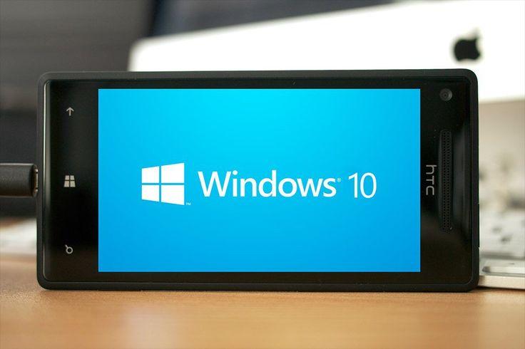 Windows 10 Mobile será compatível com canetas touch e leitores de íris