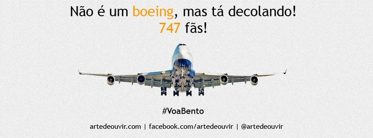 747 fãs no Facebook!