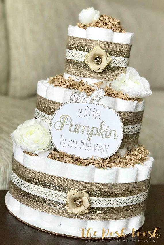 Pumpkin Decor Cake
