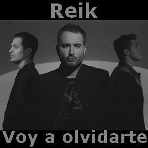 Acordes D Canciones: Reik - Voy a olvidarte