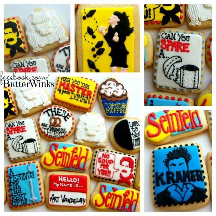 Seinfeld Cake Decorations