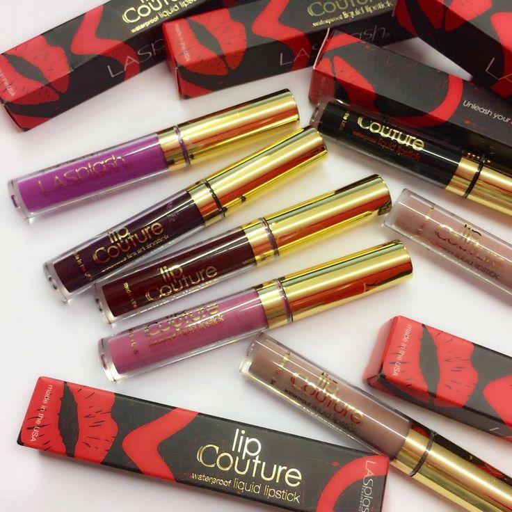 Πρωινές αφίξεις από την #Αμερική! La Splash Lip Couture Lipstick! Ήρθαν για να μείνουν!  Find Here ➡ http://www.beautytestbox.com/woman/proionta?brand=71_131&cat=108&manufacturer=131 #newarrivals #beautytestbox #beautytestboxeshop #beautyteam #beautytestboxlovesme #cosmetics #musthave #beautyblogger #beautyeditor #greece #beauty #girl #love #BeautyGreece #lipstick #LipCouture #LaSplash #LaSplashCosmetics