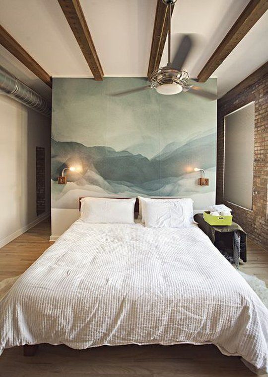 Bring the Outdoors In:  15 Inspiring Nature Murals   Apartment Therapy