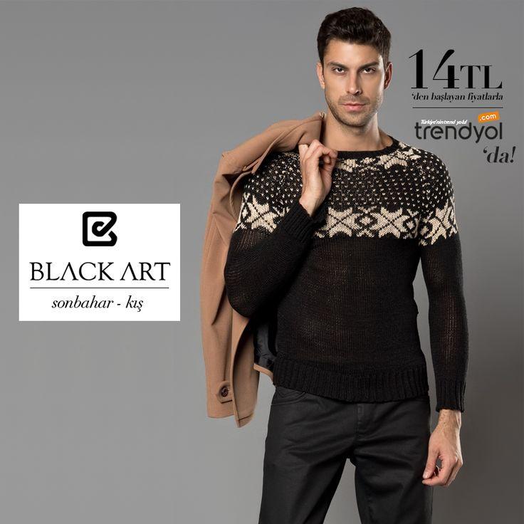 Black Art, erkek giyiminde farklı stil ve tasarımları ile dikkati çekecek bir koleksiyon sunuyor. Sanatsal Dokunuşları ile Türkiye'nin Trendyol'unda! #ceket #kaban #gomlek #pantolon #triko #kazak #mont #sweatshirt #fashion #istanbul #made #in #turkey #sanatsaldokunus #erkekgiyim #blackart #siyahsanat goo.gl/Vu4zRu