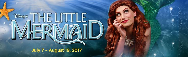 Little Mermaid is playing July 7th through August 19th at the Hale Centre Theatre.  We are season ticket holders and can't wait to see this Disney Classic on stage.  Get your tickets, they are going fast! #LiveWorkPlayGilbert #CooleyStationGilbert