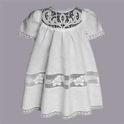 Платье для крещения для девочки