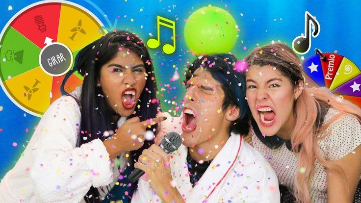AUDICIONES DE CANTO CHALLENGE  | RETO POLINESIO LOS POLINESIOS - YouTube