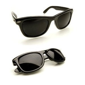 Blues Brothers Wayfarer Style Sunglasses without case (Eyewear)  http://www.womendresscode.com/prod.php?p=B0014BPPQI