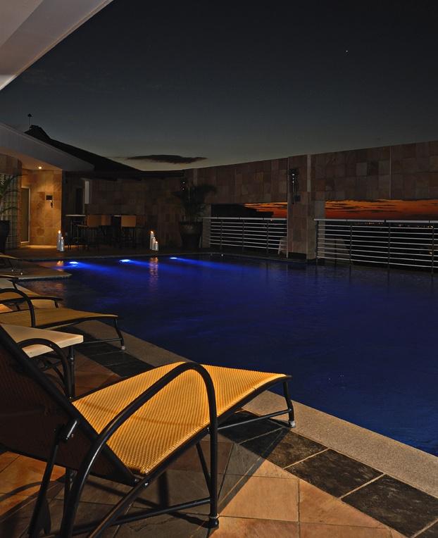 Shoot at The Hyatt Regency Hotel in Johannesburg, South Africa.