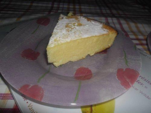 Prajitura cu branza dulce - imagine 1 mare