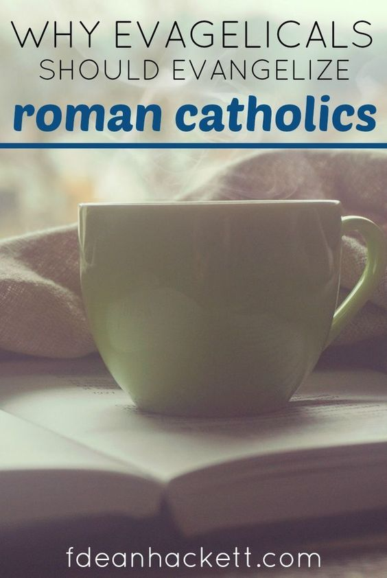 Here is why Evangelicals should continue evangelizing Roman Catholics, because despite the Evangelical church's effort to build bridges between the two faiths, there remain devastating theological differences that have yet to be reconciled!