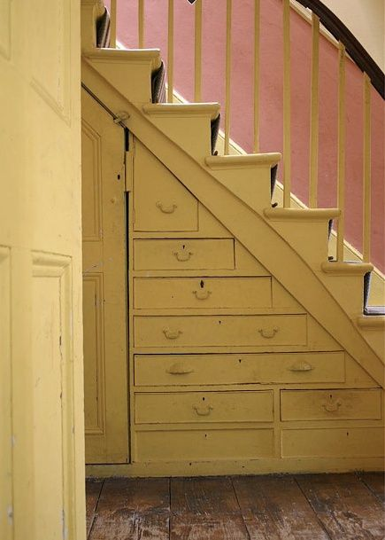 1000 images about house plans on pinterest storage drawers and storage solutions - Stairs that are drawers ...