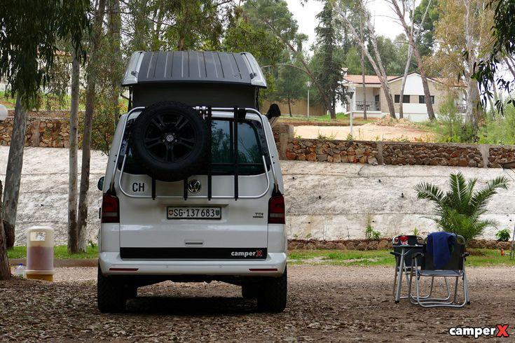 VW T5 Offroad - camperX