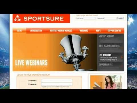 ▶ Inside Sportsure Trading Programme Members Area - YouTube Read the post here http://www.timsminions.com/inside-sportsure-trading-programme/