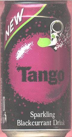 TANGO-Blackcurrant soda-330mL-Great Britain