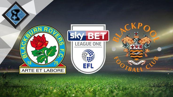 Blackburn Rovers vs Blackpool FC 10th March https://youtu.be/RkOOeD1W34Y
