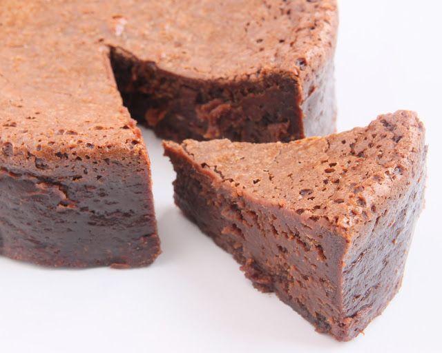 La Cuisine de Bernard: L'Assassin, gâteau au chocolat très fondant