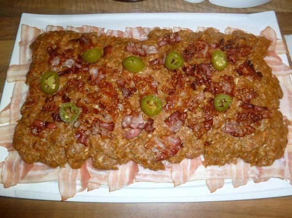 (1) Mal ne Bacon Bomb vom Texaner - Grillen Allgemein - Grillerforum - Die Grill Community