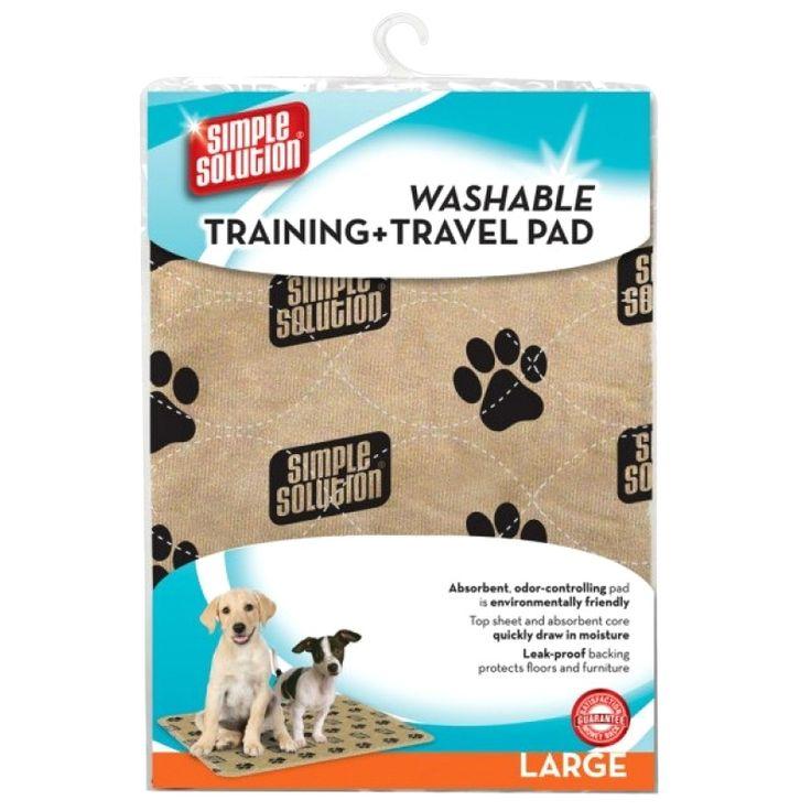 Pad Training A Housebroken Dog