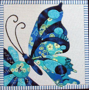 Butterfly Artsi2 Quilt Board