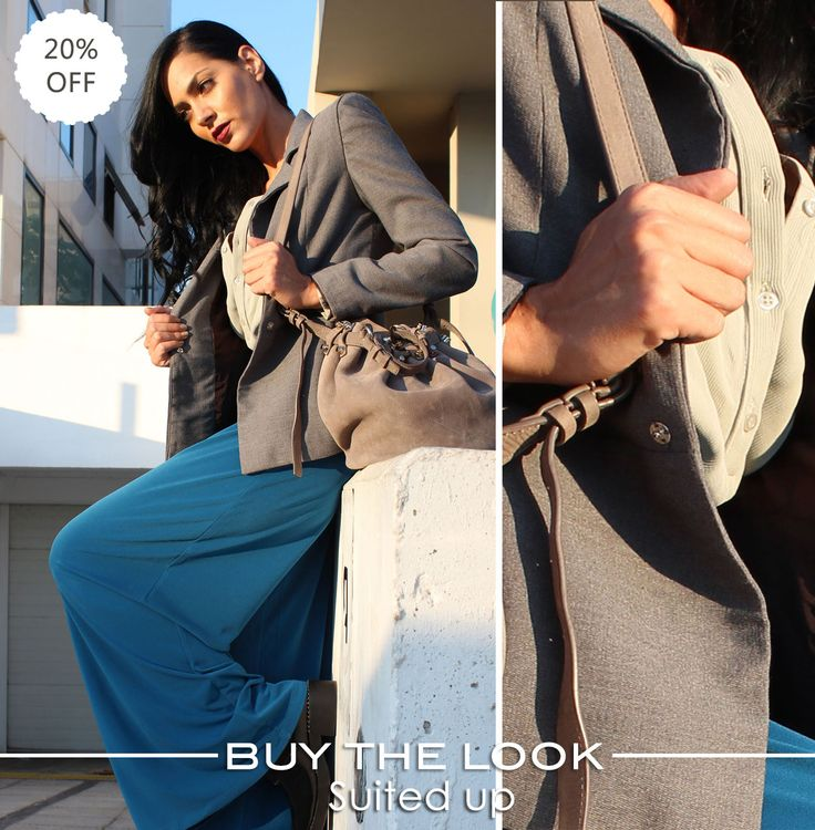 BUY THE LOOK_Suited up