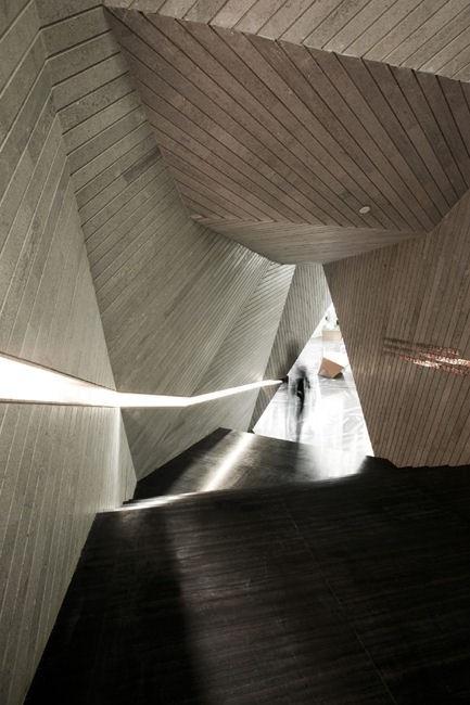 WAN INTERIORS Interiors, CHONGQING MOUNTAIN & CITY SALES OFFICE