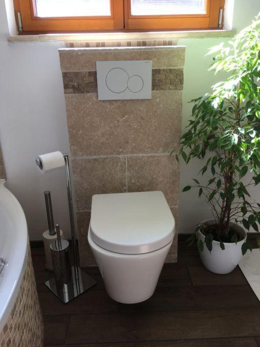 Hervorragend Geberit Toilettenkasten mit Fliesen verkleiden | Haus Ideen in AQ76