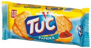 Tuc crackers. Paprika is my favorite flavor next to cheese, of course.