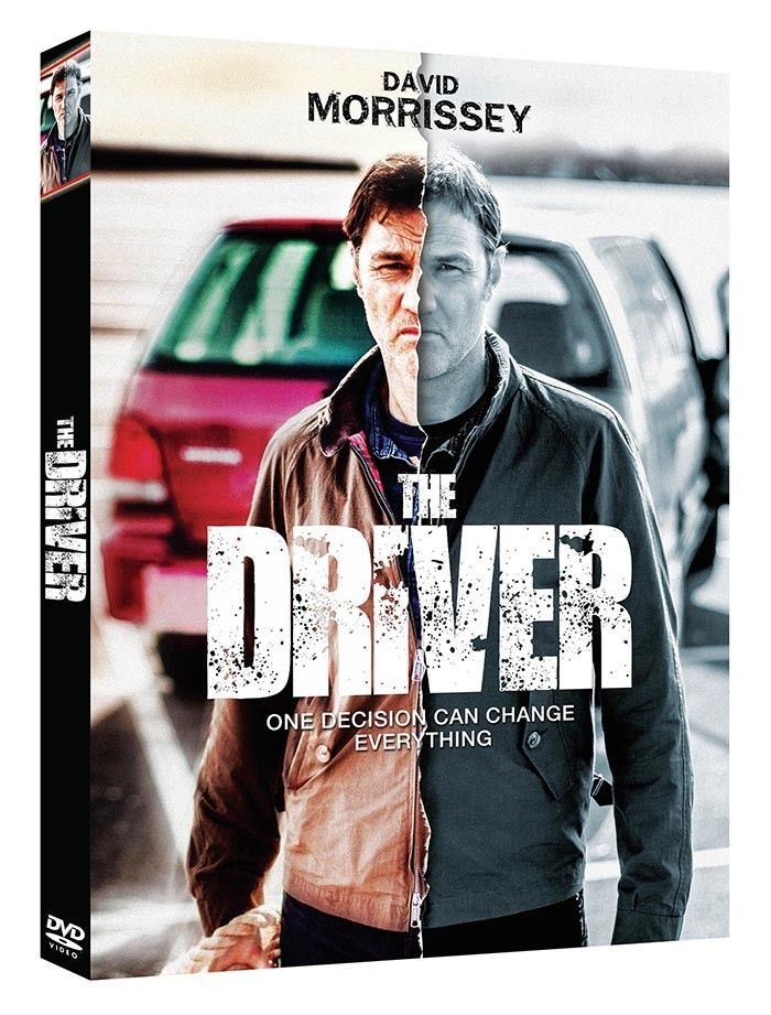 The Driver - DVD R0 - Colm Meany, Claudie Blakely, Ian Hart, David Morrissey