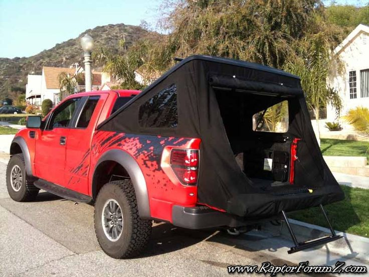 78 Best Images About Tonneau Tents On Pinterest Trucks