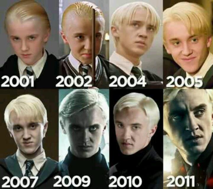 L'evolution de draco❤