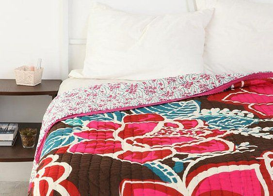 Colorful Bedding on the Cheap: 10 Sources