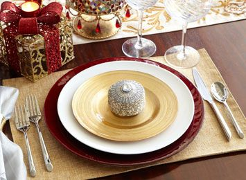 Charming Unique Holiday Dinnerware U0026 Place Settings ǀ Pier 1 Imports