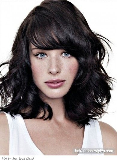 Medium Hair Cuts For Women   new medium messy haircut idea medium hairstyles gallery