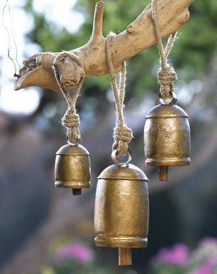 Harmony Church Garden Bells from Collections Etc.