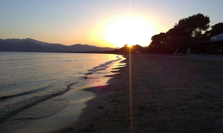 Παραλία Σχινιά (Schinias Beach) in Μαραθώνας, Αττική