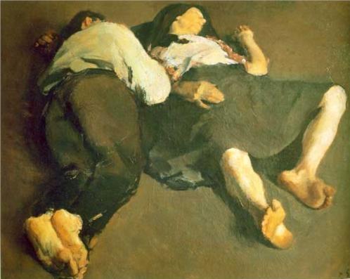 Peaceful Sleep - Corneliu Baba