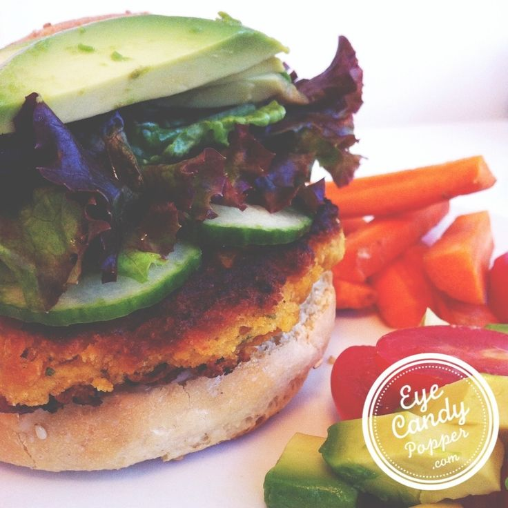 Looking to reduce your meat consumption? This is a great way to do it. Super easy. If you have time, you can make it ahead of time and let it sit in the fridge to harden the mixture a bit, but if y...